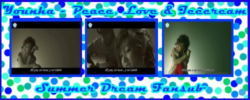 Peace, Love & Icecream